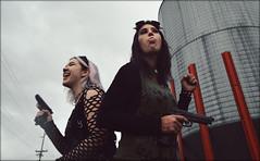 Mad Maxines (Keltron - Thanks for 9 Million Views!) Tags: silly apocalypse akira bubblegum awkward sexygirls neysa girlswithguns dangerousgirls