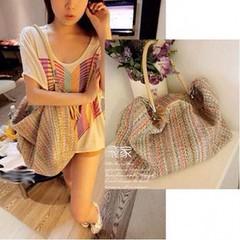 ว้าว! New arrival canvas bag กระเป๋าสะพายข้าง แฟชั่นเกาหลี ผู้หญิงเทรนสวยใบใหญ่จุของเยอะ นำเข้า สีผสม - พร้อมส่งIS911 ราคา770บาท  รหัสสินค้า : IS911  ขนาด : 56*34*17 ซม.  วัสดุ : PVC  สี : Picture  โทรสั่งของกับ พี่โน๊ต/พี่เจี๊ยบ : 083-1797221, 086-332078