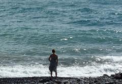Die Schne und das Meer (Langi Zwofnf) Tags: sommer madeira 2014 paololivornosfriends