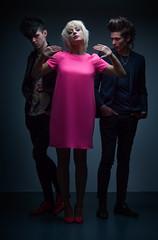 F.O.X (Jason Arber) Tags: portrait darren pat rich band fox electronica mitzi arber