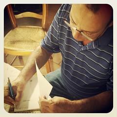 Escuchando la historia del Valbanera de la mano del autor cubano Mario Luis, privilegios inesperados!!!!