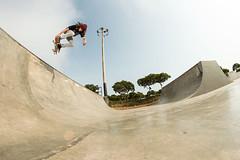 Jos Urritia - Backside air (SergioIzCh) Tags: pez de ojo nikon skateboarding lima air per fisheye skatepark skate 8mm sk8 ojodepez backsideair skateboardingphotography skatelife skatefun
