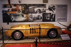 Porsche 500 Spyder ( eulenbilder - berti ) Tags: museum krnten spyder porsche gmnd automuseum