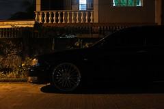 Pitch Black (elevatedniko) Tags: nightphotography urban house black car silhouette night still village streetphotography nighttime simplicity vehicle simple asymmetry stillness parkedcars urbanphotography pitchblack worldcars nightstreetphotography nightexperiment
