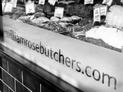 William Rose Butchers April 2013