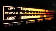 Tonight's tinkering... (uncoolbob) Tags: macro digital yamaha cassettedeck canonpowershotsx110is iso3200mode