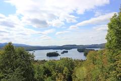 Blue Mountain lake (DaveGifford) Tags: adirondacks bluemountainlake adirondackmuseum
