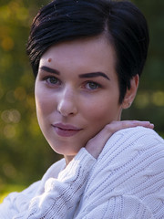 Marta (II) (PixPep) Tags: model beautifullight beautifulwomen beautifulwoman beautifulsunset beautifulmodel beautifulcolours beautifulbokeh swedishmodel