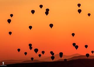Cappadokian Sunrise
