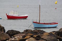 bateaux d'argenton (Paul.V_BZH) Tags: sea mer france coast brittany bretagne bateaux finistère océan argenton porspoder iroise landunvez canoneos550d