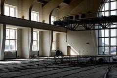 Renovations / Radio Kootwijk (hadewijch) Tags: building netherlands architecture europe towers nederland structures architectural gelderland edifice edifices radiokootwijk 18200mmf3556 nikond90