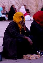hidden (Stephan Haecker) Tags: egypt nubian women street photography