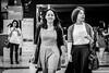 Catwalk? | Siam Discovery |  Bangkok 2016 (Johnragai-Moment Catcher) Tags: people photography bangkokstreet bangkok street streetphotography portrait candidstreetportrait streetfashion blackwhite blackandwhite johnragai johnragaiphotos johnragaistreet johnragaibw siamdiscovery