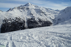 Missing the snow (Tudor G.) Tags: schnee winter snow alps hiver neve neige alpen inverno alpi plagne bellecote iarna