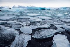 Jökulsárlón (_Codename_) Tags: blue lake ice landscape island iceland lagoon glacier jökulsárlón glaciallagoon breiðamerkurjökull vatnajökullnationalpark