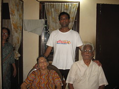 IMG_1385 (suryaprakash_100) Tags: november 26 ammachi thatha 2011