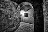 L'ancienne prison de Chefchaouen (clémence·Liu ) Tags: africa city bw heritage nikon morocco chefchaoun nikond800