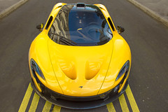 paris cars car yellow jaune canon photography flickr awesome super spot voiture mc exotic mclaren spotted expensive supercar spotting laren p1 sportscar sportscars supercars streetcars 2014 d600 worldcars hypercars worldofcars