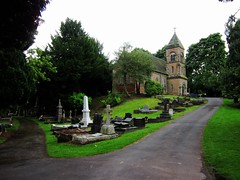 The Anglican Chapel (LookaroundAnne) Tags: cemetery chapel coventry listedbuilding londonroadcemetery lrcm
