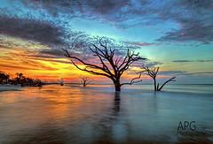 Botany Bay, SC, 6/7/14 (APGougePhotography) Tags: sun detail beach clouds sunrise island dawn bay nikon south clarity adobe carolina botany botanybay hdr topaz edisto lightroom d600 photomatix hdrsoft denoise topazlabs