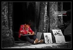 Cambodia tour day1 Khmar Castles_079