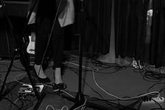 Tropic Of Cancer, Menz Bar, Halifax (bm^) Tags: city blackandwhite bw music woman white canada black sexy girl bar night zeiss nikon novascotia legs zwartwit gig leg cancer band obey been carl convention mens tropic halifax zwart wit parc vrouw tropicofcancer benen blackwhitephotos of planart1450 d700 zf2 nikond700 mensbar