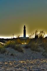 Faro de Trafalgar (cives-expat) Tags: espaa lighthouse trafalgar playa cdiz curso experimentos conildelafrontera