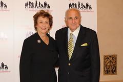 Board Member Linda Dishy and Bernard Dishy