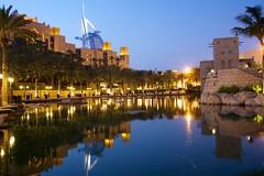 Burj Al Arab (guysuizo) Tags: al dubai uae arab burjalarab bluehour souq burj madinat mydubai