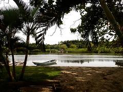 """Petit fleuve qu'il faut traverser en pirogue pour rejoindre le continent • <a style=""""font-size:0.8em;"""" href=""""http://www.flickr.com/photos/113766675@N07/14554568852/"""" target=""""_blank"""">View on Flickr</a>"""
