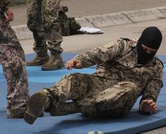 IMG_5303 (sbretzke) Tags: army uniform zb bundeswehr closecombat nahkampf 20140615
