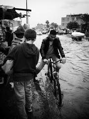 Flooding in Marrakech (natzphotographics) Tags: street flooding flood morocco marrakech