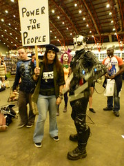 LFCC July 2014 (MUSEingJoshuaTree) Tags: startrek london film comic cosplay borg july con 2014 lfcc