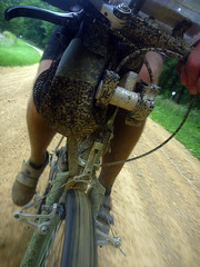 Front End (Uncle Bicycle) Tags: bicycle gravel ridetenthousand