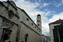 1087 (Criochi) Tags: architecture clouds day cloudy croatia unesco dubrovnik worldheritage projectweather pwpartlycloudy