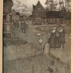 Arthur rackham Rip van winkle  1904  pl c