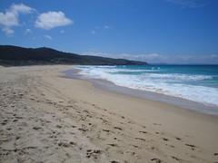 Playa de Donios y Cabo Priorio. (lumog37) Tags: beach landscape playa paisaje coastline costadegalicia
