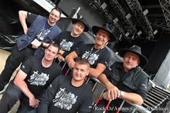 Staff & Backstage jeudi 14 août 2014 /