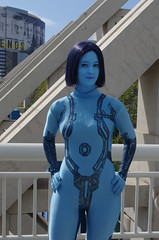 SDCC 2014 JPEG 2822 (Photography by J Krolak) Tags: ca costume cosplay halo masquerade cortana 405th comiccon2014 sdcc2014 sandiegocomiccon2014