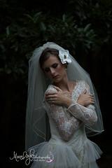 Vintage Bride  photo shoot (Moonlightphotos2011) Tags: wedding fashion vintage magazine garden bride model secret hopeful moonlightphotography photograpgy photomatix