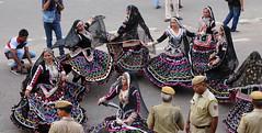 snake charmer dancers(kalbelia dance) (durgeshnandini) Tags: girls dancers females folkdance jaipur rajasthan kalbelia canoneos6d snakecharmerdance