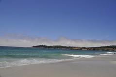 Fog over Pebble Beach (TMHeyden) Tags: california pebblebeach carmelca pacificfog