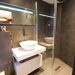 Bathroom at The Ark - More Mountain Luxury Chalet in Morzine