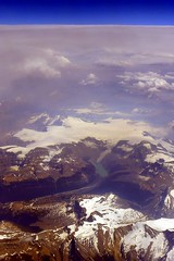 Aerial View of the Columbia Icefield (fsteffenhagen) Tags: canada mountains lumix rocky columbia aerial panasonic icefield lx5