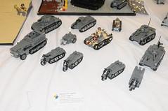 BrickFair VA '14 Military (EDWW day_dae (esteemedhelga)™) Tags: lego military moc afol edww daydae esteemedhelga brickfairva