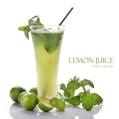 Lemon juice (AliAl-nasser) Tags: camera food canon lemon photographer juice saudi softbox ksa nostrobistinfo removedfromstrobistpool seerule2 alialnasser