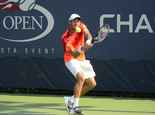 Andreas Haider-Maurer - 2014 US Open (Tennis) - Tournament - Andreas Haider-Maurer