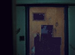 this is not an exit. (gone girl [ negative-nowhere ]) Tags: summer abandoned dusk exploring eerie vacant abandonment middleofnowhere fadinglight negative1 gonegirl abandonedillinois oncewashome negativenowhere ofportalsandparallelworlds