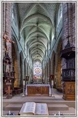 44 - Eglise de Guérande (Didier Ensarguex) Tags: église 44 loireatlantique guerande