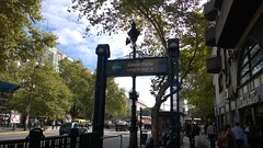 Senz-Pea (rafaeldeoliveira) Tags: argentina buenosaires subte lineaa avenidademayo w